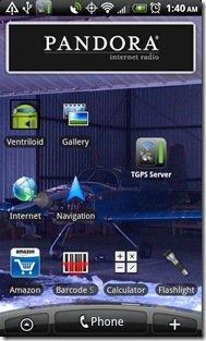 GPS Sharing app