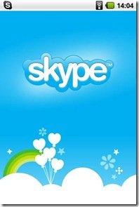 Skype Messenger App
