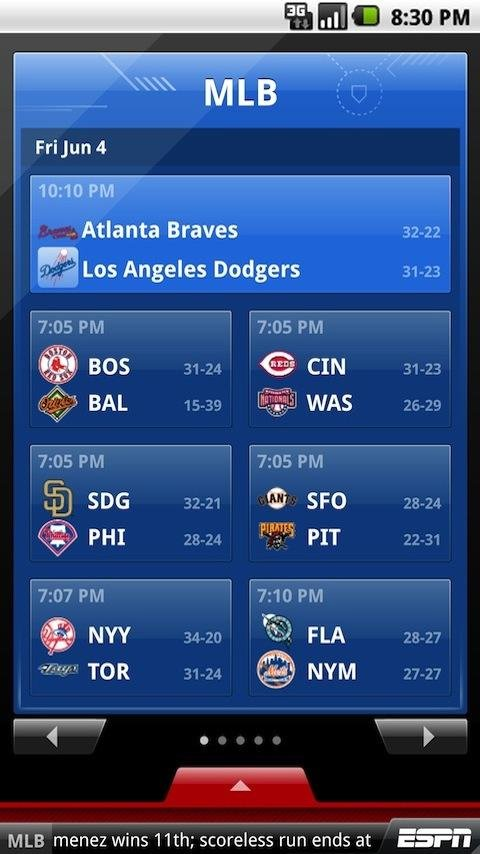 Espn Scorecenter App For Android Top Best Free Apps