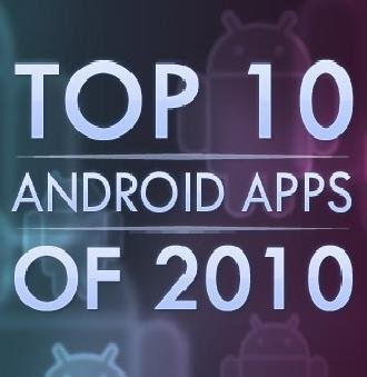top ten android apps