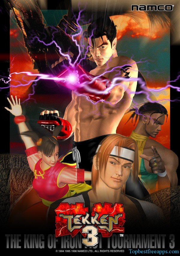How to download tekken 3 game for android mobile (hindi/urdu.