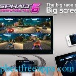 Free Download Asphalt 6 Racing Crack Game for iPod Touch iPhone and iPad