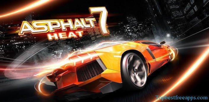 asphalt 7 android