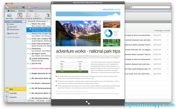 Top 5 Free Mac Apps