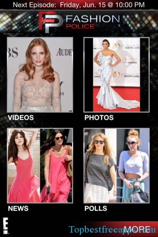 fashion-police iphone app