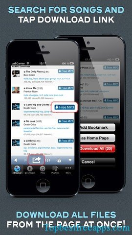 iphone-free-music-download-pro-downloader