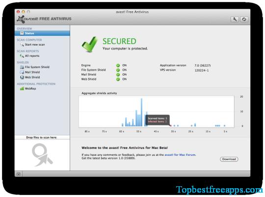 mac avast antivirus software