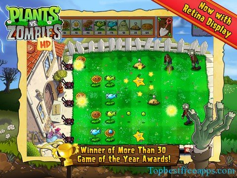 plants vs zombies mac app