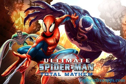 spider-man-total-mayhem mac app