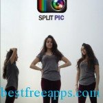 split pic clone yourself iphone app