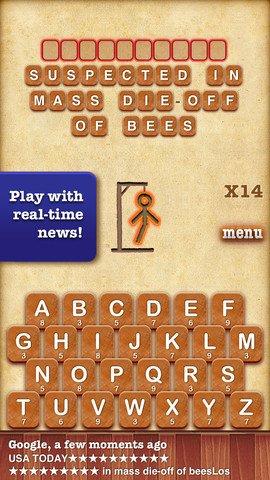 hangman kid app