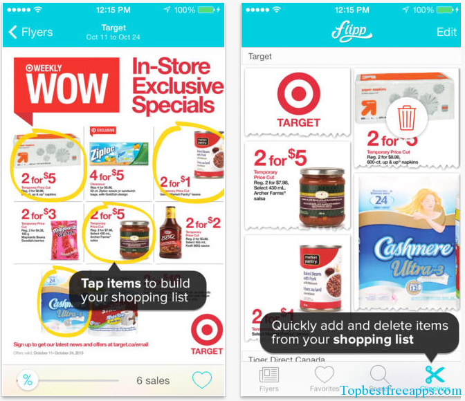 Wishabi launches new consumer flyer app FLIPP, in time for Black ...