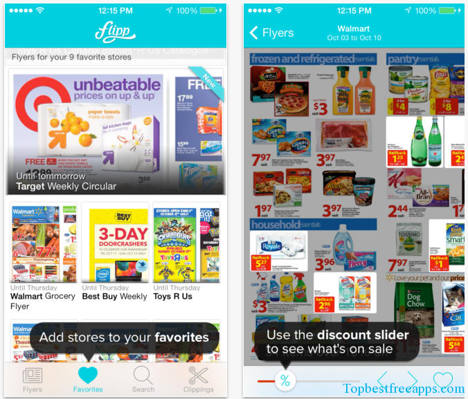 Flipp app is the easy way to browse flyers | Sheryl Smolkin ...