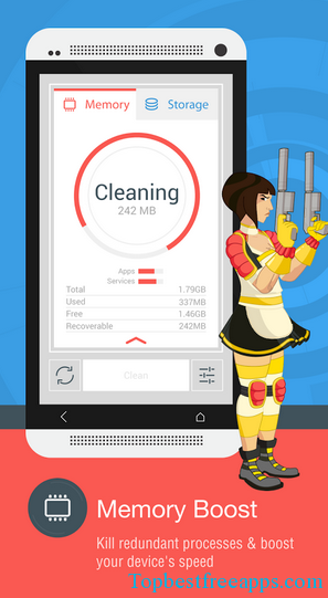 android cleaner app