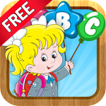 Kindergarten Alphabet Letters Android App for Toddlers