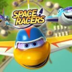 Space Racers Fun Game for 4-6 year Old Kids