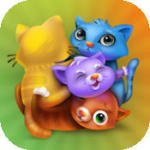 Play with Colorful Cats via MeowMix iPhone Game