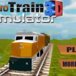 Train driving simulator Must Play Game