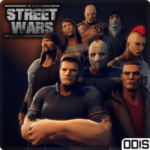 Street Wars PvP a nonstop fighting fame